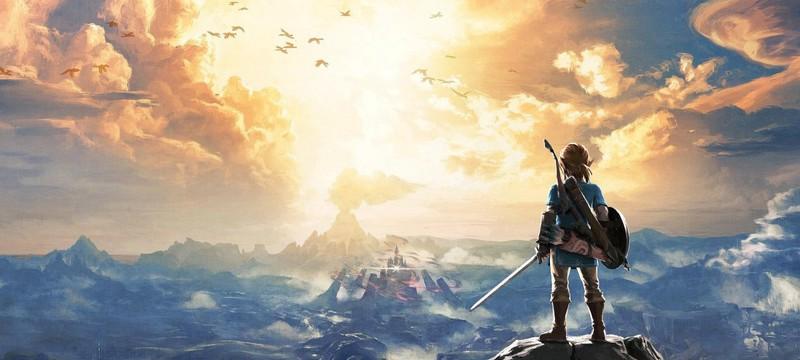 Наибольшее количество GOTY в 2017 году получила The Legend of Zelda: Breath of the Wild