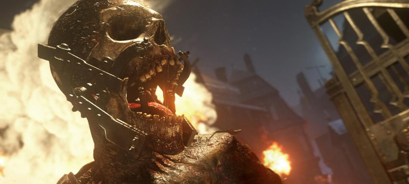 Трейлер нового контента для зомби-режима Call of Duty: WWII