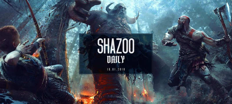 Shazoo Daily: Короткий брифинг