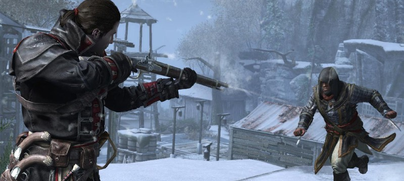 Первые скриншоты ремастера Assassin's Creed: Rogue