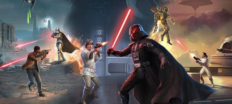 Disney анонсировала мобильный шутер Star Wars: Rivals