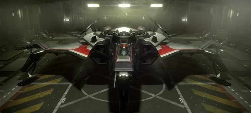 Детали обновления альфы Star Citizen 3.1