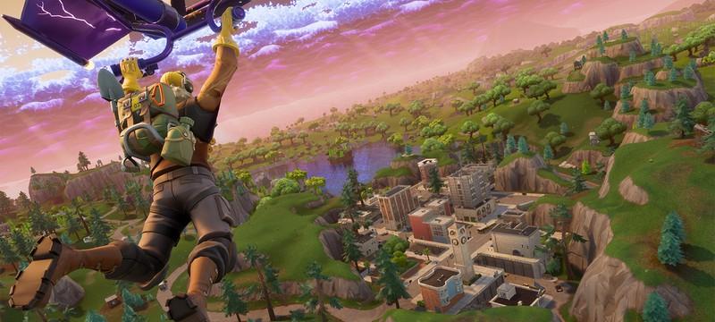 Fortnite: Battle Royale не запланирован к релизу в Steam — интервью с Epic Games
