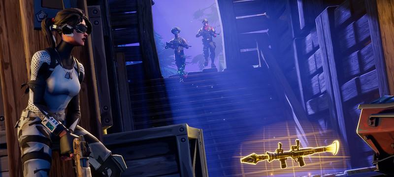 В Fortnite зафиксировано 2 миллиона игроков одновременно