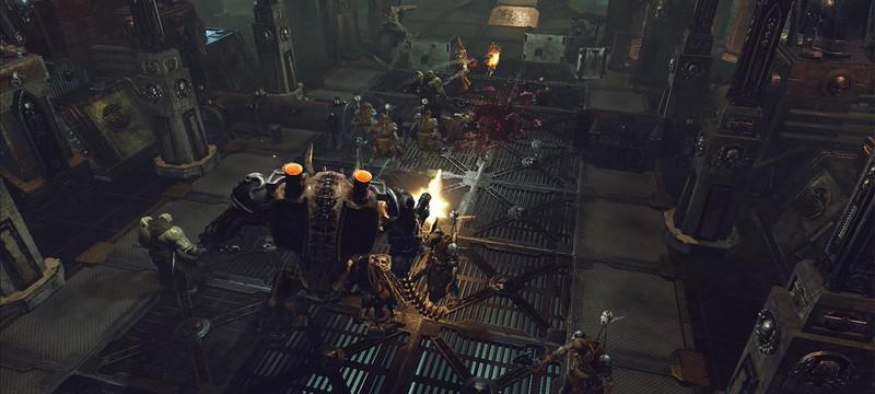 Warhammer 40K: Inquisitor – Martyr получила одиночную кампанию