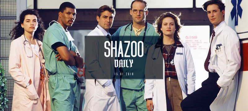Shazoo Daily: улицы разбитых зеленых фонарей