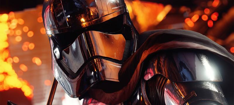 Новый патч для Battlefront 2 уже готов