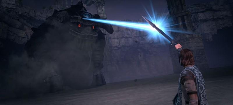 Фоторежим делает мир Shadow of the Colossus незабываемым