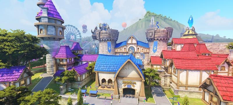 Карта Blizzard World для Overwatch выйдет 23 января