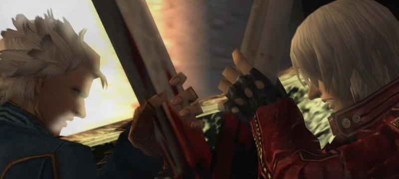 Первый взгляд на геймплей Devil May Cry HD Collection
