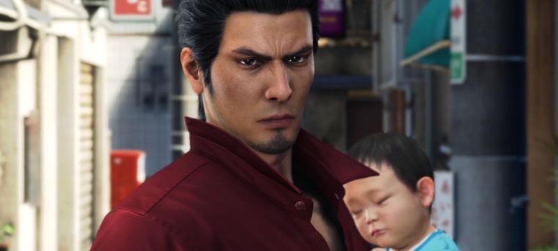 Новый трейлер Yakuza 6 посвящен мини-играм