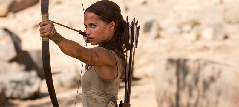 """Новый трейлер фильма """"Tomb Raider: Лара Крофт"""""""