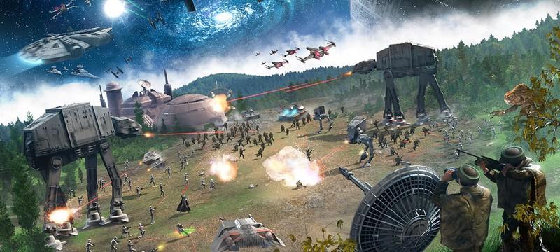 Сиквел Star Wars: Empire At War возможен