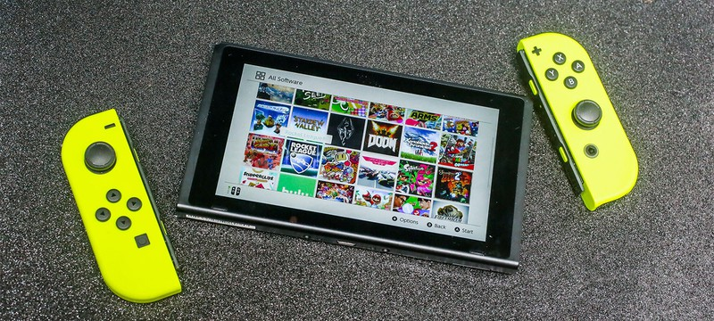 Хакеры заявили о взломе Nintendo Switch