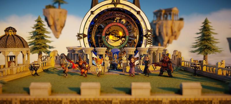 Загадочная игра от Sega обзавелась первыми изображениями
