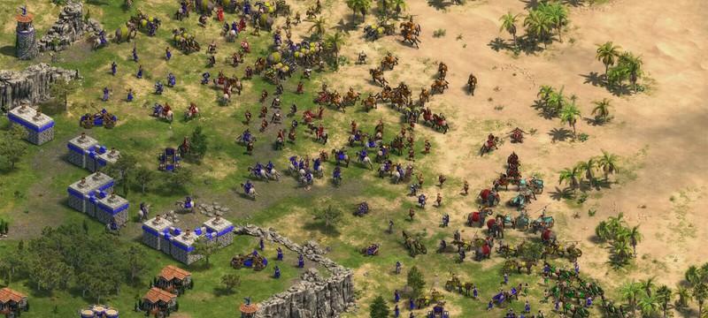 Age of Empires: Definitive Edition выходит через месяц
