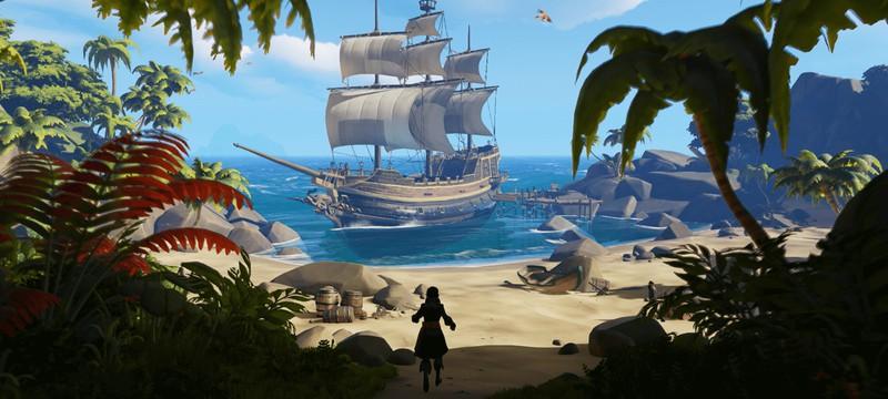 Восхитительный игровой мир в новом дневнике разработчиков Sea of Thieves