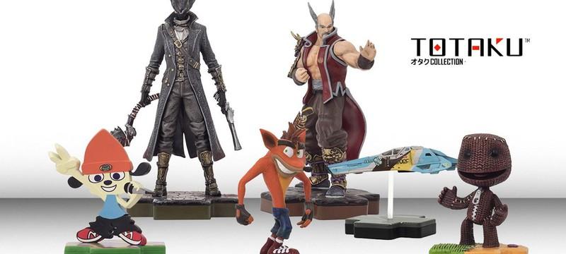 Totaku — новые фигурки для фанатов PlayStation