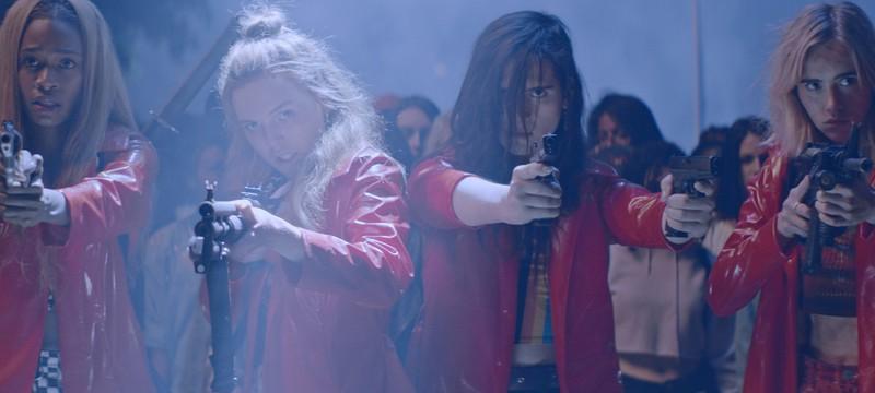 Трейлер фильма Assassination Nation для фестиваля Sundance