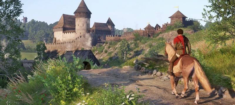 Семнадцать минут геймплея Kingdom Come: Deliverance