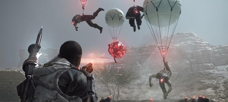 Сравнение графики в бете Metal Gear Survive