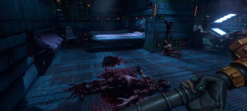 Новые концепт-арты ремейка System Shock