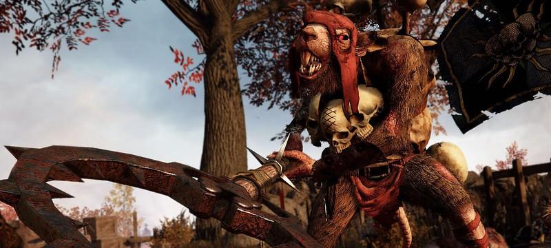 Скавены на новых скриншотах Warhammer: Vermintide 2