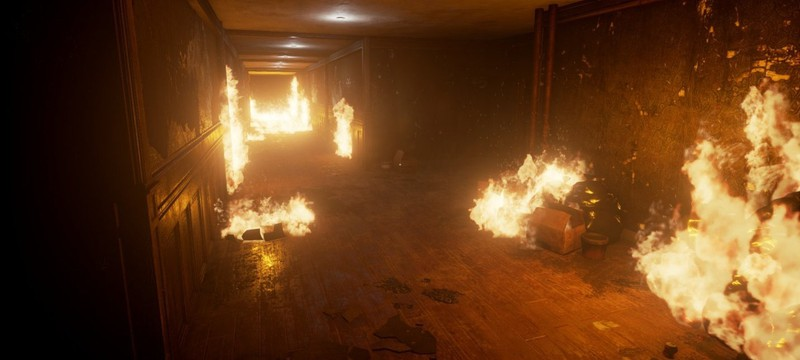 Геймплей психологического триллера The Apartment