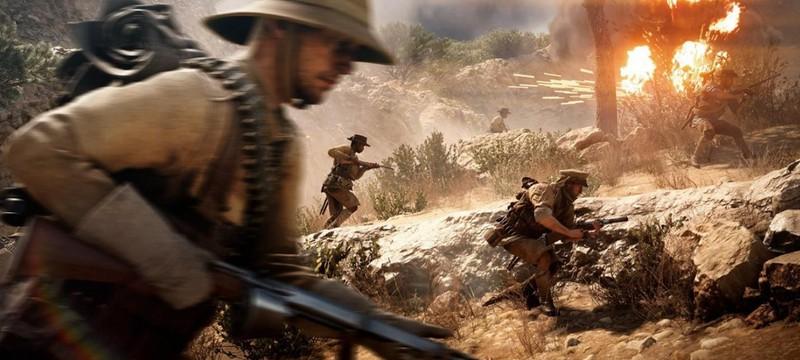 Вторая часть дополнения Turning Tides для Battlefield 1 выйдет на следующей неделе