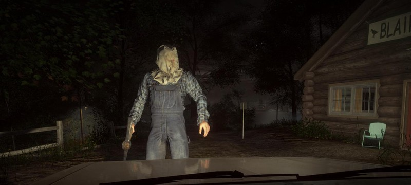 Friday the 13th: The Game получит новую карту и Джейсона