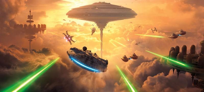 """Слух: """"Облачный город"""" появится в Star Wars Battlefront 2"""
