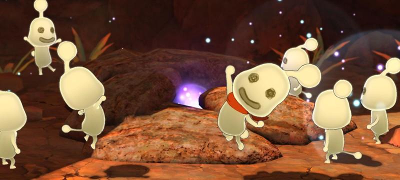 Милые духи природы на новых скриншотах Ni No Kuni II: Revenant Kingdom