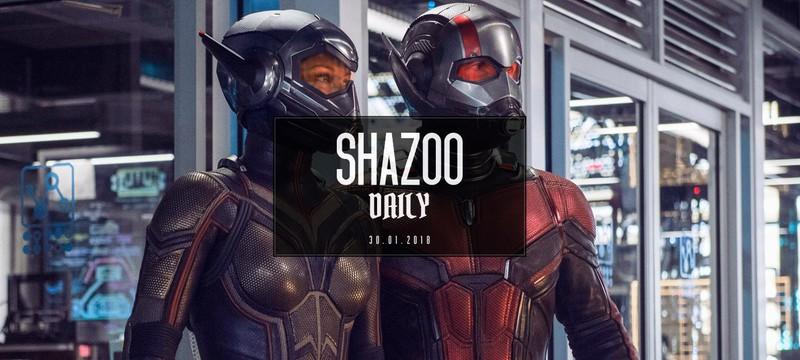 Shazoo Daily: День пенисов