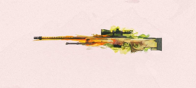 Игрок CS:GO купил скин винтовки за 3.5 миллиона рублей