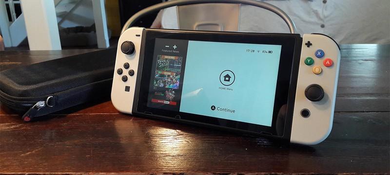 Поставки Nintendo Switch в 2017 году составили 15 миллионов