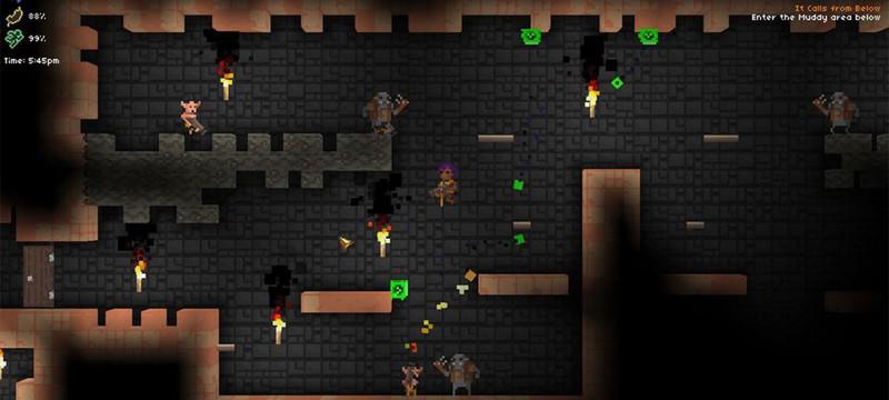It Lurks Below — новая игра создателя Diablo выйдет в этом году