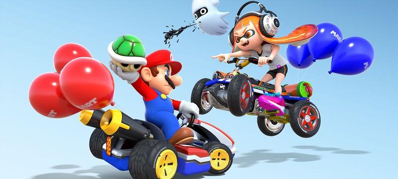 Mario Kart выйдет на смартфонах