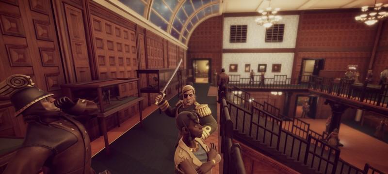 Murderous Pursuits — новая игра разработчиков The Ship: Remastered