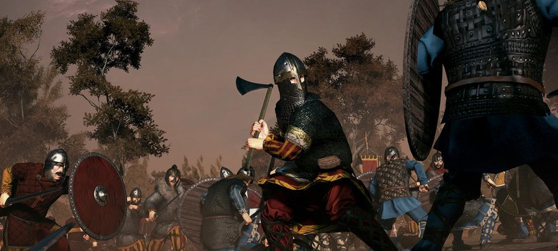 Сюжетная кампания Total War Saga: Thrones of Britannia будет более нелинейной