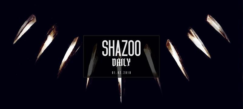 Shazoo Daily: All the Stars