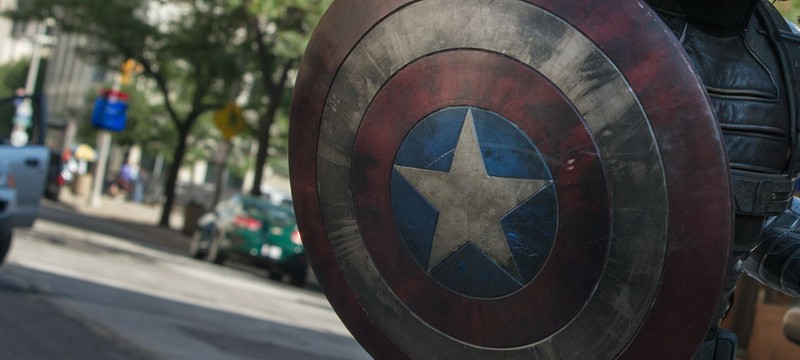 Первый взгляд на новый щит Капитана Америки