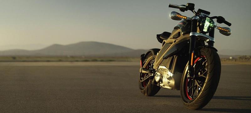 Harley-Davidson выпустит электробайк в следующем году
