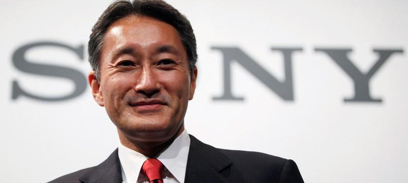 Глава Sony Каз Хираи уходит с поста