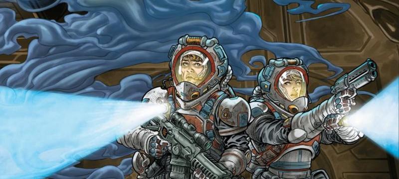 Dark Horse издаст мини-серию комиксов по StarCraft
