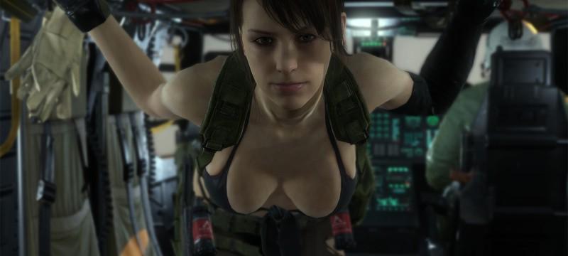 Финальная концовка Metal Gear Solid V открыта