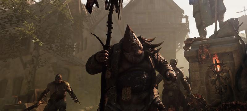 Новые скриншоты Warhammer: Vermintide 2 с чародеями хаоса