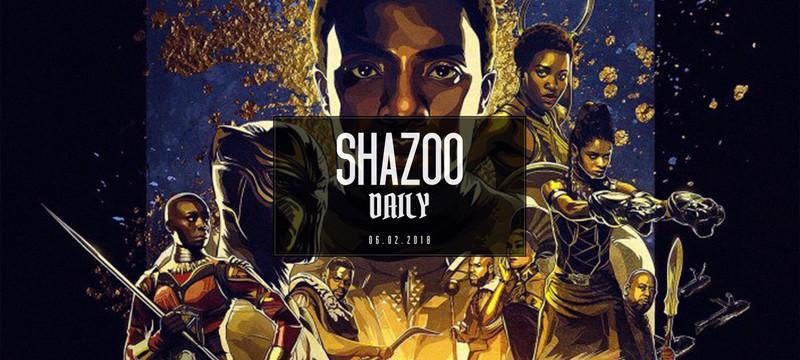 Shazoo Daily: Соски и пупок Марио