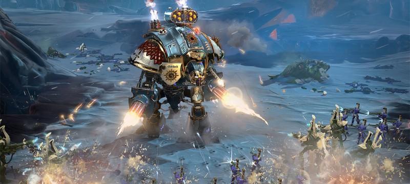 Relic прекращает поддержку Dawn of War 3