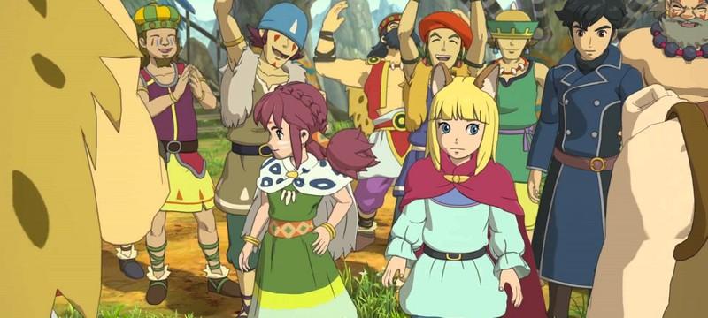 Новые геймплейные ролики Ni no Kuni II: Revenant Kingdom