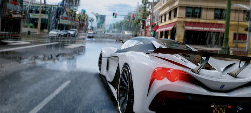 Вышел мод Grand Theft Auto 5 Redux версии 1.3